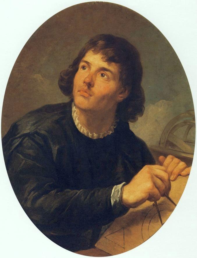 Mikołaj Kopernik Marcello Baciarellego